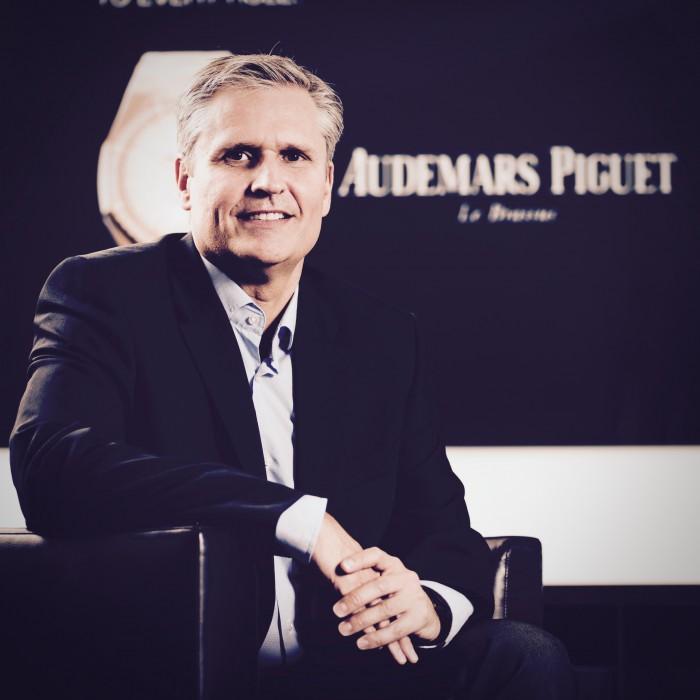 Neuer Creative Director bei Audemars Piguet: Claude Emmenegger // Bild: Lionel Flusin