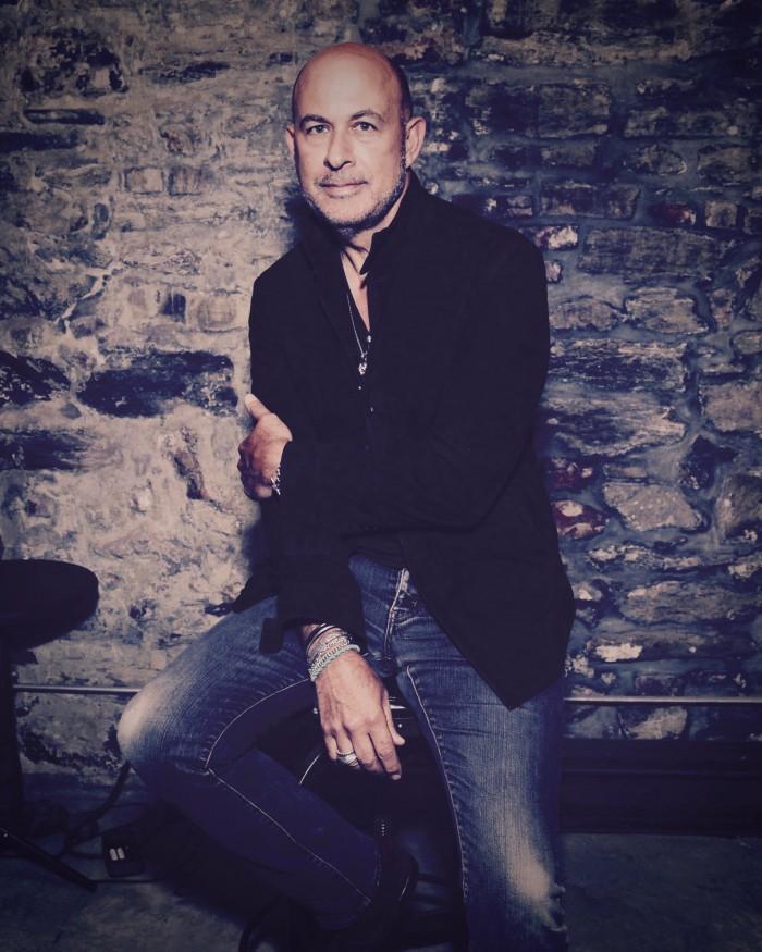 US-Designer John Varvatos