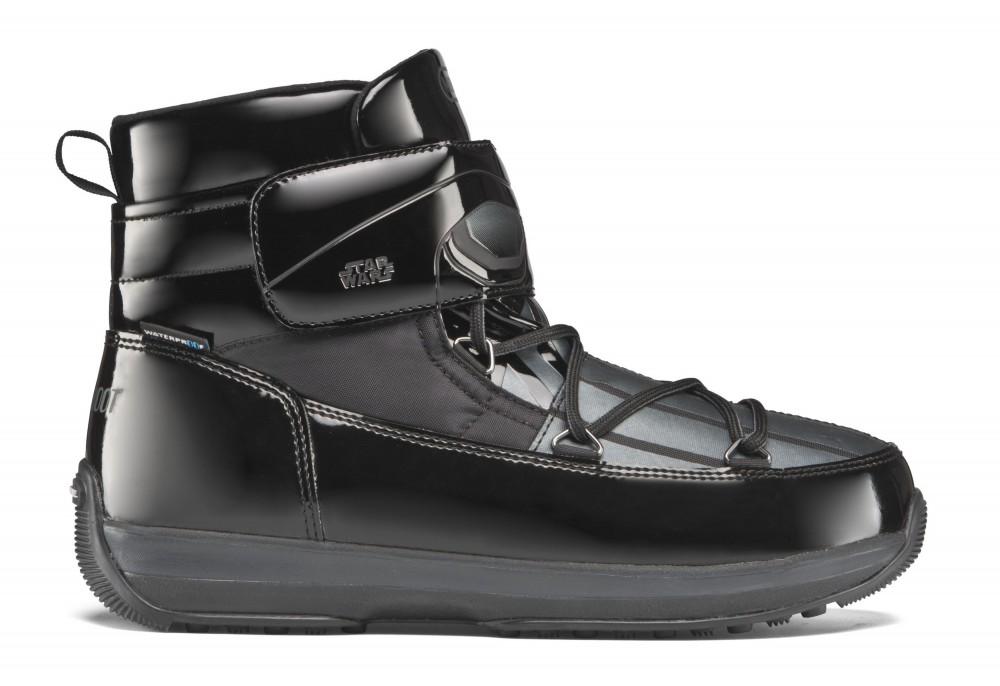 Mächtiger Schuh: Moon Boot à la Darth Vader