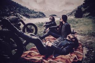Lässig leicht: Biker-Picknick à la Colmar
