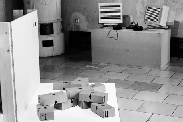 Severin Gombocz, Bricks © Wolfgang Wieser