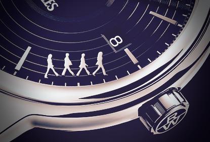 Auf dem Weg von 5 nach 3: Die Beatles gehen mit der Zeit