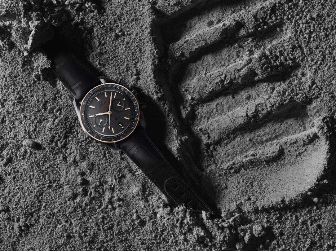 Dark Side of the Moon, Variante Sedna Black: Inspiriert von einem großen Schritt für die Menschheit