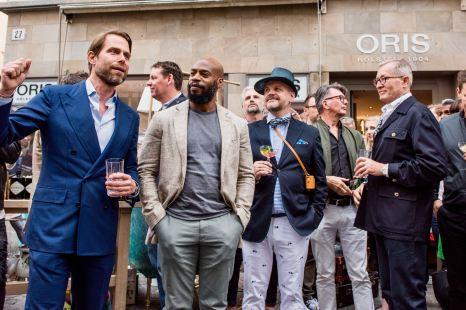 Oris Store Opening_07 © Oris